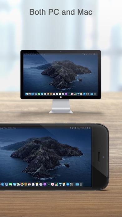 Splashtop Personal for iPhone ScreenShot1