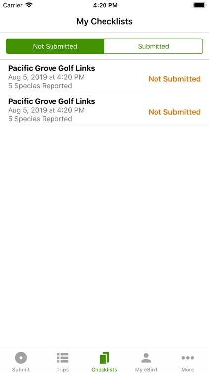 eBird screenshot-4