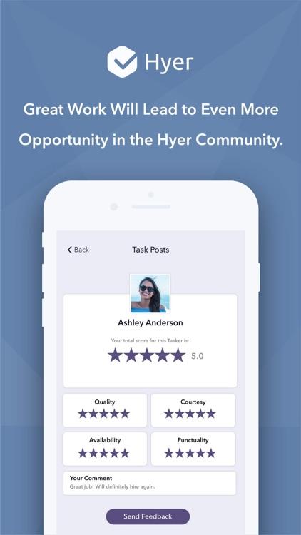 Hyer Job Search screenshot-8