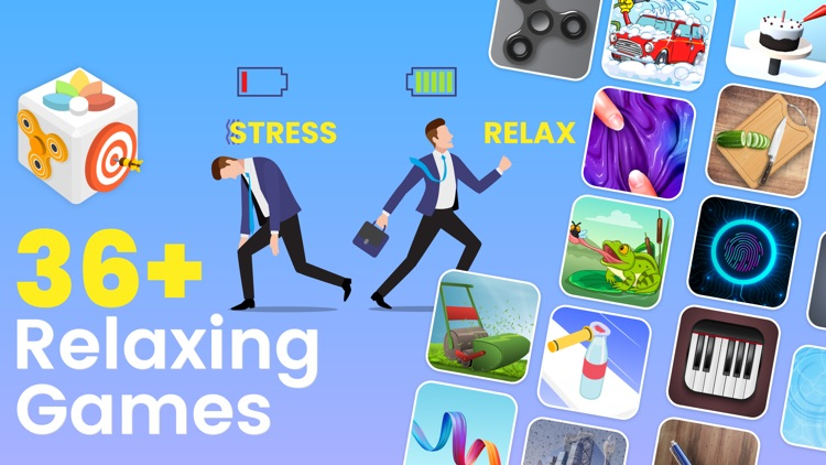 AntiStress Anxiety Relief Game screenshot-8