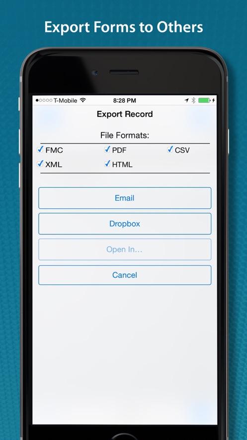 FormConnect App 截图