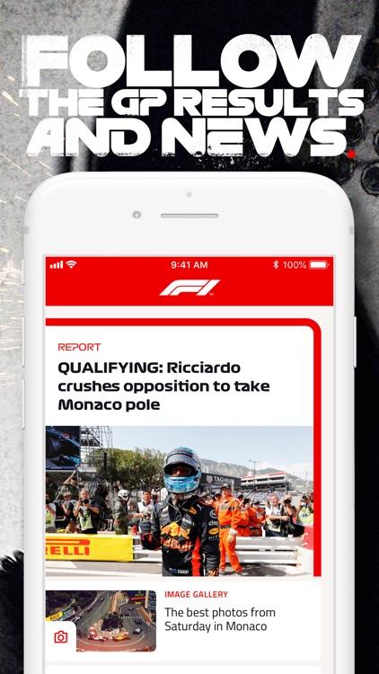F1 Tv Apple Tv App