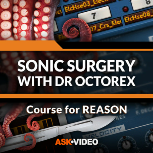 Surgery Course for Dr. OctoRex