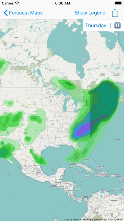 NOAA Now Pro screenshot-4