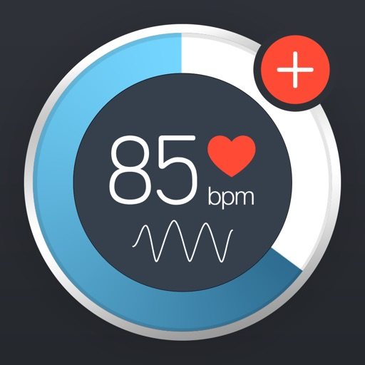 Instant Heart Rate+ HR Monitor icon