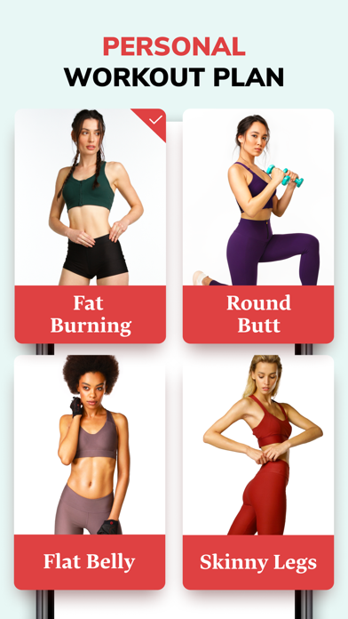 Screenshot for BetterMe: Weight Loss Workout in Estonia App Store