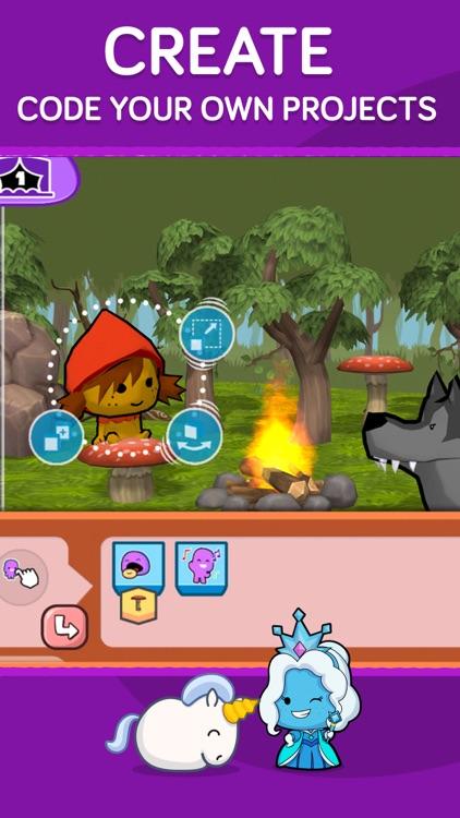 codeSpark Academy: Kids Coding screenshot-7