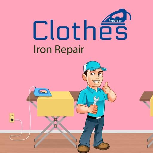 Clothes Iron Repair Provider