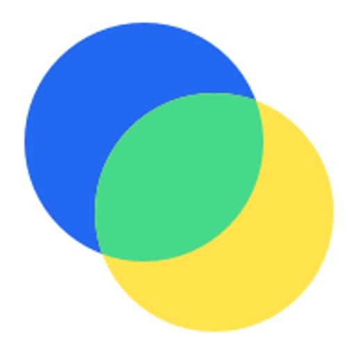 Color Collapse 2D