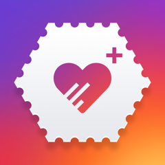 Get Photo Likes'Shaped Stamps