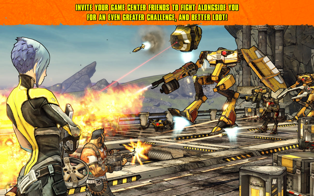 ‎Borderlands 2 Screenshot