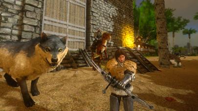 Screenshot from ARK: Survival Evolved