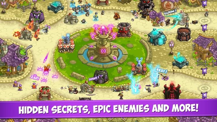 Kingdom Rush Vengeance screenshot-4