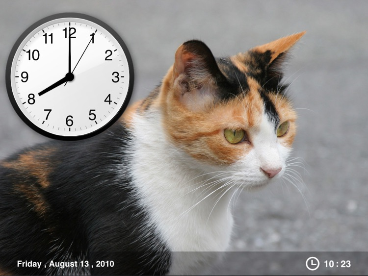 Analog Clock HD screenshot-4