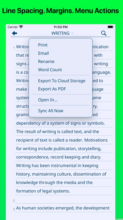 Writemator screenshot-6