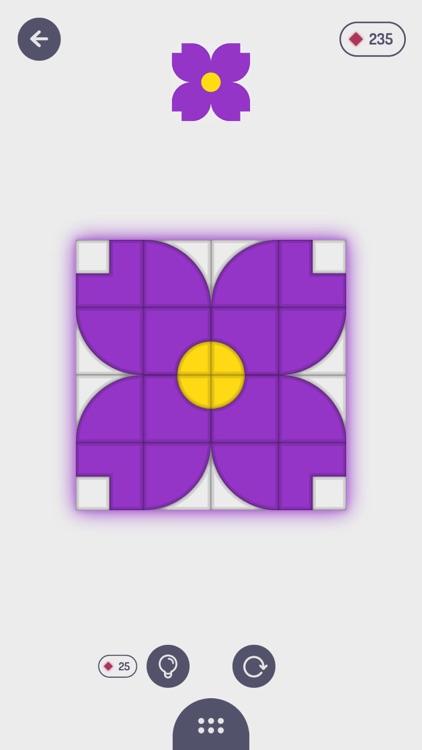 Rotatic 2 : Unique Puzzle screenshot-6