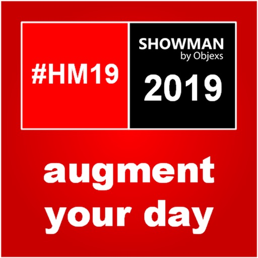 Hannover Messe 2019 Showman AR