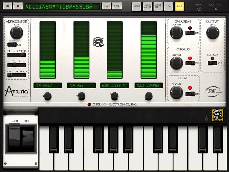 iSEM Synthesizer screenshot-4