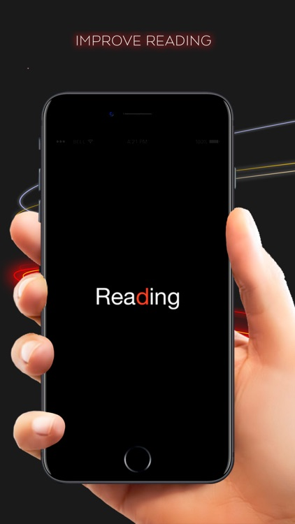 Focus - Speed Reading screenshot-0