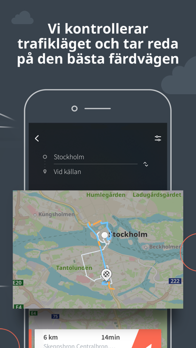 Karta GPS – Navigering Offline på PC