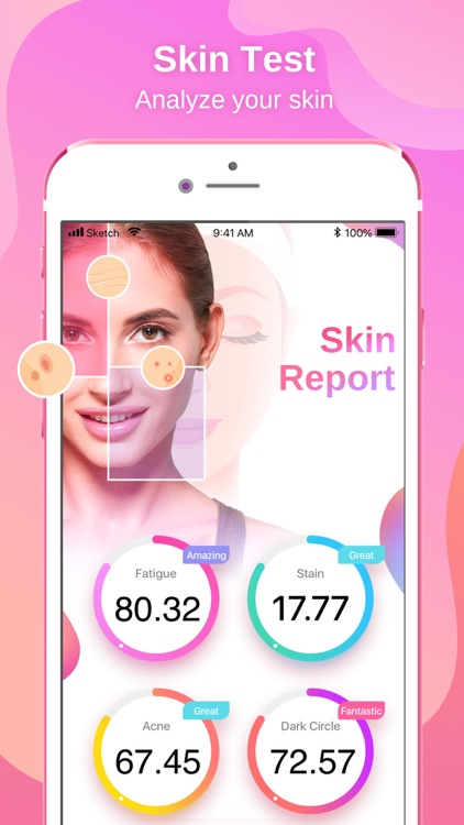 Ms Yvonne - AI Face Factory screenshot-4