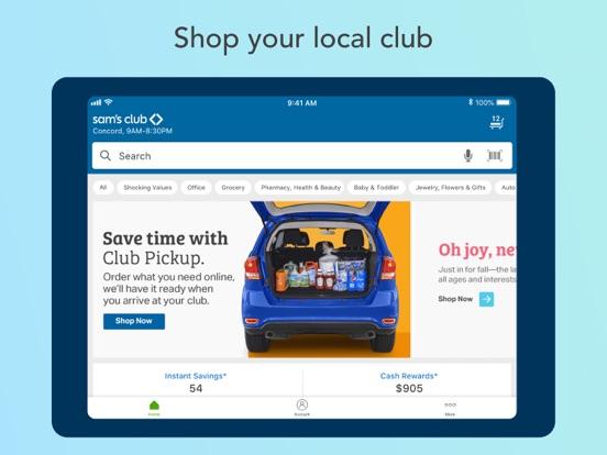 Sam's Club – Wholesale Pricing, Bulk Buying screenshot