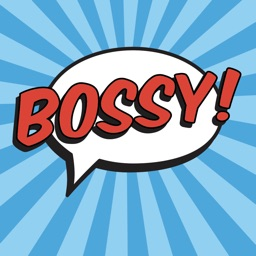 Bossy Buzzwords! Animated Text