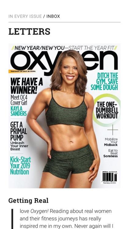 Oxygen Mag screenshot-5