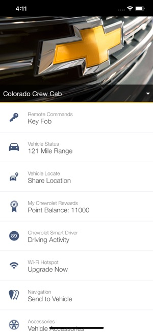 myChevrolet on the App Store