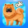 Chow Chow Dog Emoji Stickers