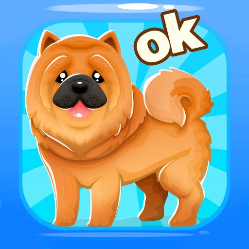 Chow Chow Dog Emoji Stickers