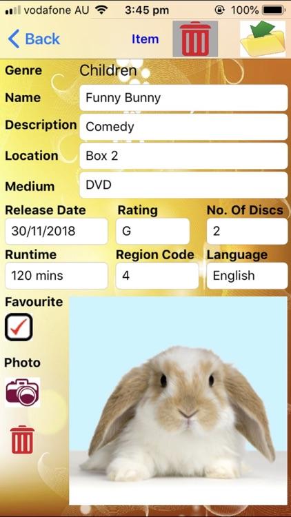 Media Catalog screenshot-6