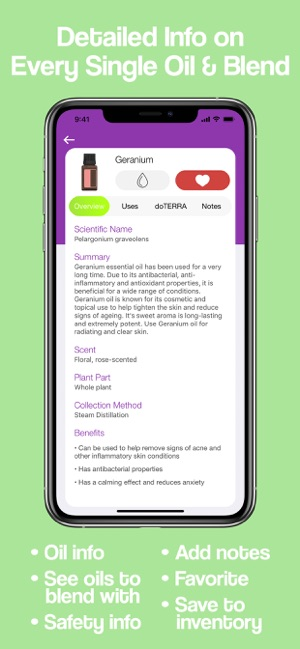 doTERRA Essential Oils - MyEO on the App Store