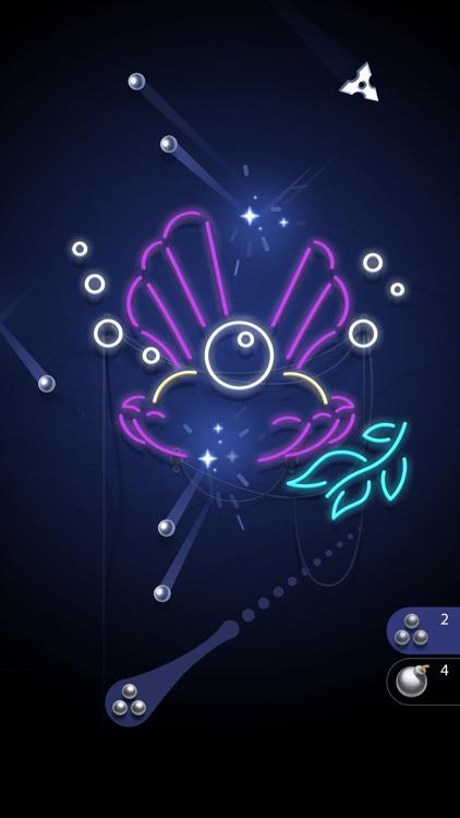 Hit the Light - Neon Shooter screenshot-3