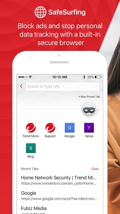TM Mobile Security - WebFilter screenshot-5