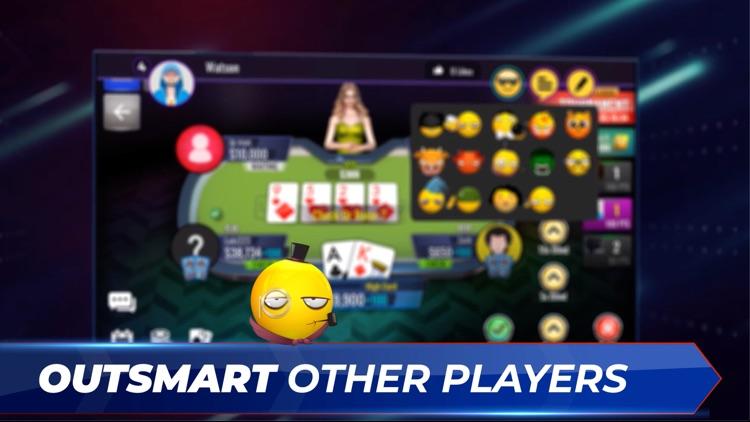 Poker Legends: Tournaments