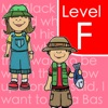 Guided Reading Level F: School