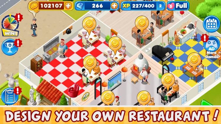 Cooking Games Restaurant Fever