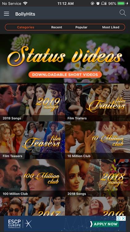 BollyHits: Hindi Videos 2019