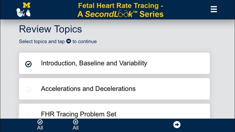 Fetal Heart Rate - SecondLook