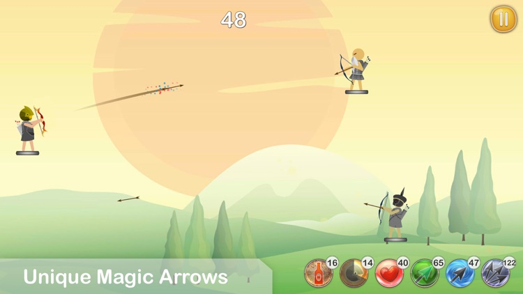 High Archer - Archery Game screenshot-3