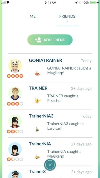 Pokémon GO screenshot-5