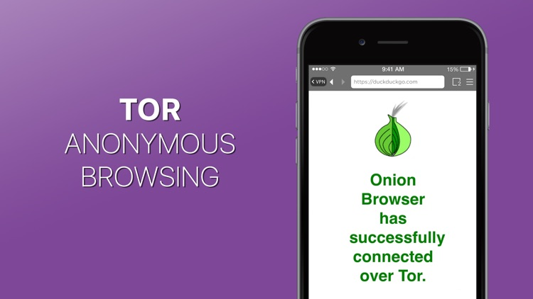 Anonymous TOR + VPN Browser
