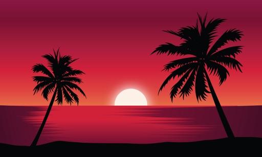 Beaches by Magic Window icon