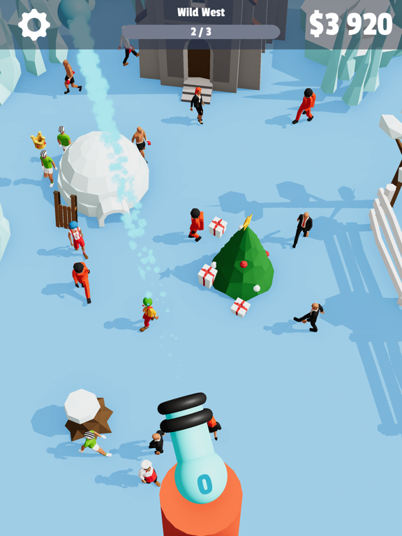 Crowd Bomber screenshot 6