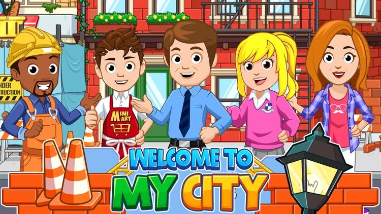 My City : Home screenshot-0