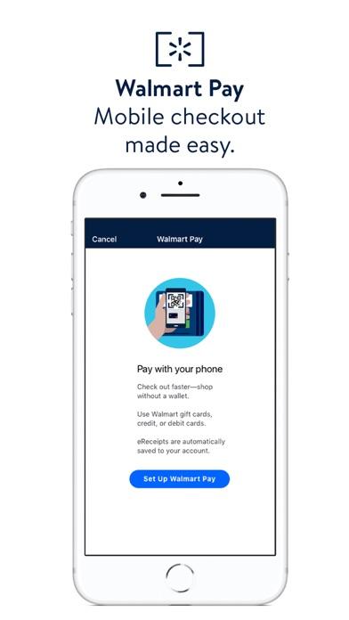 Walmart - Save Time and Money Screenshot