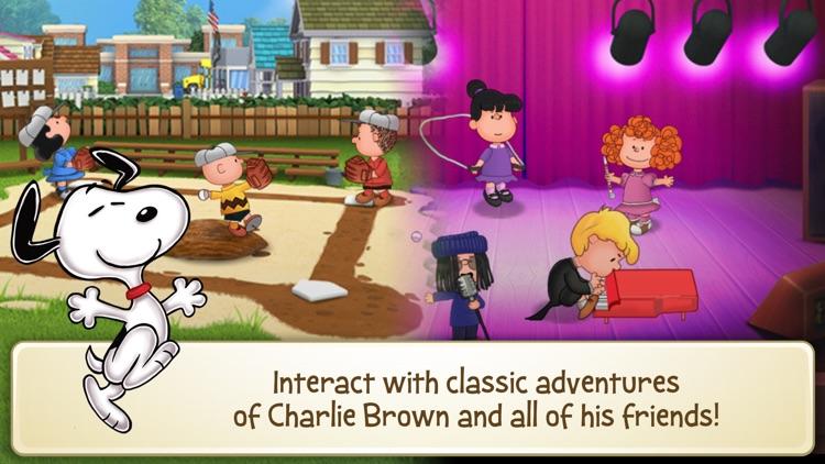 Peanuts: Snoopy Town Tale screenshot-4