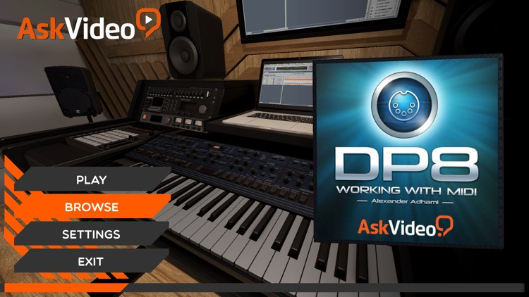 DP8 MIDI Course By Ask.Video screenshot-0