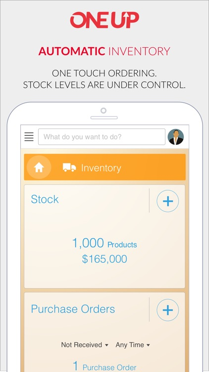 OneUp: Accounting & Invoicing screenshot-4